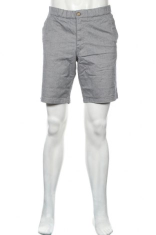 Pánské kraťasy Selected Homme, Velikost L, Barva Šedá, 97% bavlna, 3% elastan, Cena  516,00Kč
