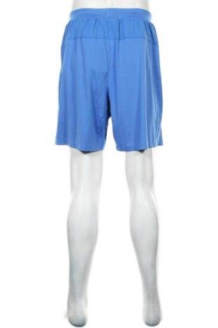 Мъжки къс панталон Under Armour, Размер L, Цвят Син, 92% полиестер, 8% еластан, Цена 59,25лв.