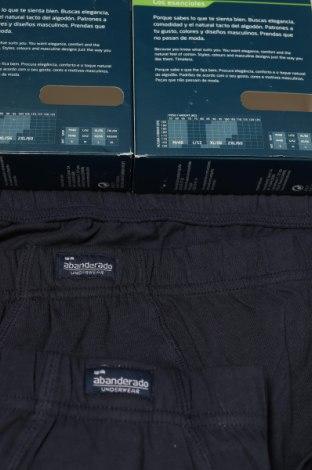 Pánský komplet  Abanderado, Velikost L, Barva Modrá, Bavlna, Cena  315,00Kč