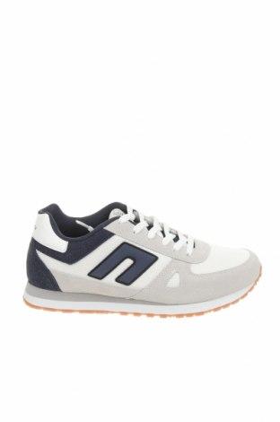 Мъжки обувки Blend, Размер 40, Цвят Сив, Текстил, естествена кожа, Цена 65,45лв.