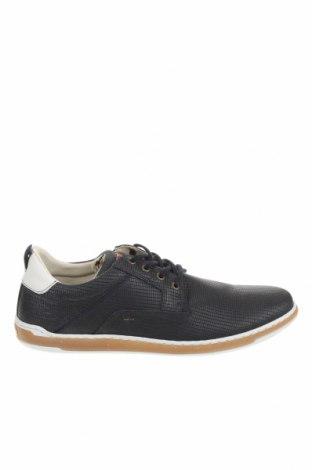 Ανδρικά παπούτσια Bullboxer, Μέγεθος 45, Χρώμα Μπλέ, Γνήσιο δέρμα, Τιμή 33,74€