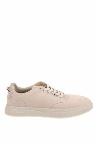 Мъжки обувки Bullboxer, Размер 46, Цвят Розов, Естествена кожа, Цена 63,22лв.