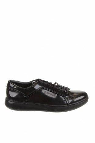 Ανδρικά παπούτσια Calvin Klein, Μέγεθος 44, Χρώμα Μαύρο, Γνήσιο δέρμα, δερματίνη, Τιμή 76,94€