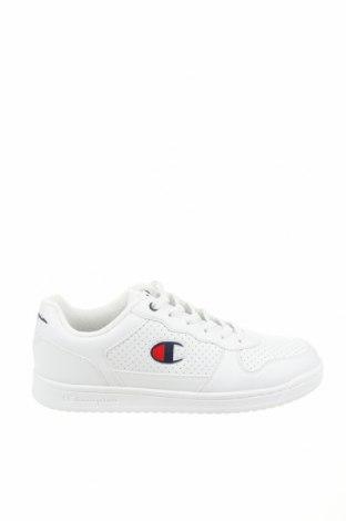 Ανδρικά παπούτσια Champion, Μέγεθος 44, Χρώμα Λευκό, Δερματίνη, Τιμή 33,12€