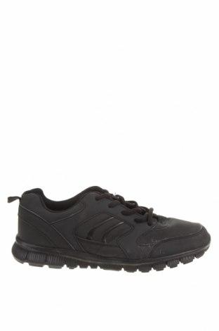 Мъжки обувки Circuit, Размер 42, Цвят Черен, Еко кожа, Цена 14,70лв.