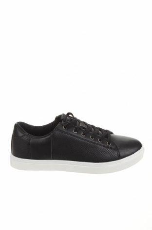 Мъжки обувки Cotton On, Размер 45, Цвят Черен, Еко кожа, Цена 40,02лв.