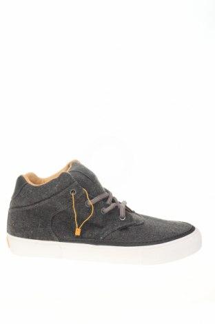 Мъжки обувки DJINNS, Размер 45, Цвят Сив, Текстил, еко кожа, Цена 40,52лв.