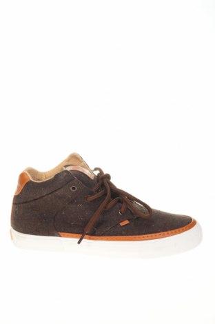 Мъжки обувки DJINNS, Размер 45, Цвят Кафяв, Текстил, еко кожа, Цена 46,70лв.