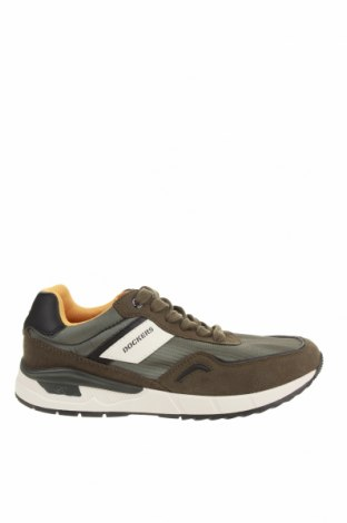 Мъжки обувки Dockers by Gerli, Размер 42, Цвят Зелен, Текстил, Цена 40,02лв.