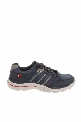 Мъжки обувки Dockers by Gerli, Размер 42, Цвят Син, Еко кожа, текстил, Цена 59,25лв.
