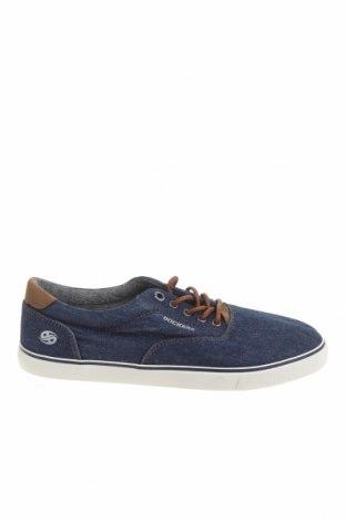 Мъжки обувки Dockers by Gerli, Размер 41, Цвят Син, Текстил, Цена 33,81лв.