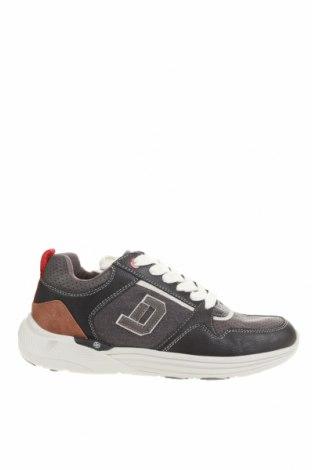 Мъжки обувки Dockers by Gerli, Размер 41, Цвят Многоцветен, Текстил, еко кожа, Цена 37,95лв.