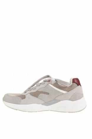 Мъжки обувки Dockers by Gerli, Размер 41, Цвят Сив, Текстил, еко кожа, естествен велур, Цена 59,25лв.