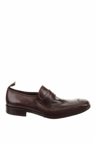Мъжки обувки Dsquared2, Размер 43, Цвят Кафяв, Естествена кожа, Цена 109,44лв.