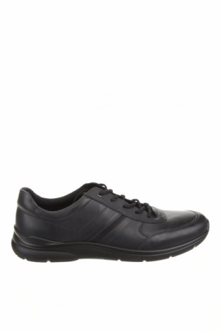 Мъжки обувки Ecco, Размер 48, Цвят Черен, Естествена кожа, Цена 164,25лв.