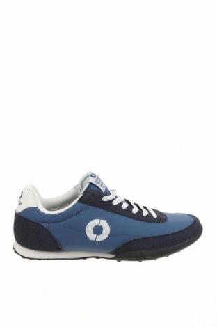 Pánské boty Ecoalf, Velikost 45, Barva Modrá, Textile , Eko kůže, Cena  622,00Kč