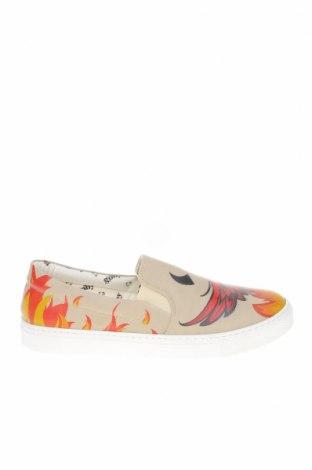 Мъжки обувки Gobi, Размер 41, Цвят Бежов, Еко кожа, Цена 34,22лв.