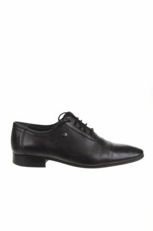 Мъжки обувки Guy Laroche, Размер 42, Цвят Черен, Естествена кожа, Цена 69,00лв.