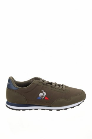 Мъжки обувки Le Coq Sportif, Размер 45, Цвят Зелен, Текстил, Цена 89,25лв.