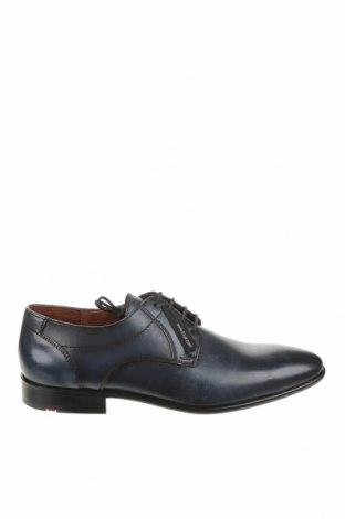 Мъжки обувки Lloyd, Размер 41, Цвят Син, Естествена кожа, Цена 104,50лв.