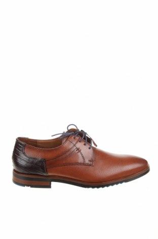 Ανδρικά παπούτσια Lloyd, Μέγεθος 42, Χρώμα Καφέ, Γνήσιο δέρμα, Τιμή 50,80€