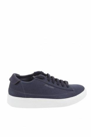 Ανδρικά παπούτσια Lyle & Scott, Μέγεθος 42, Χρώμα Μπλέ, Κλωστοϋφαντουργικά προϊόντα, φυσικό σουέτ, Τιμή 34,56€