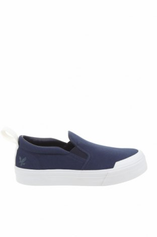 Мъжки обувки Lyle & Scott, Размер 41, Цвят Син, Текстил, Цена 54,50лв.