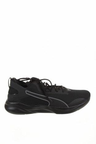 Ανδρικά παπούτσια PUMA, Μέγεθος 48, Χρώμα Μαύρο, Κλωστοϋφαντουργικά προϊόντα, πολυουρεθάνης, Τιμή 39,20€