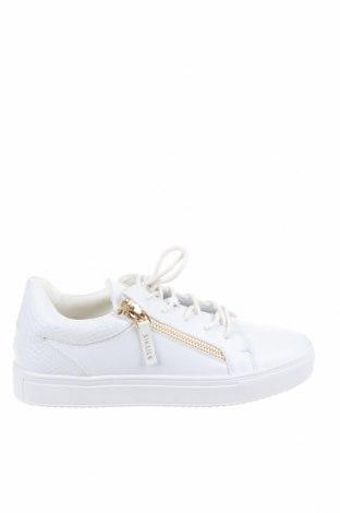 Мъжки обувки SikSilk, Размер 44, Цвят Бял, Естествена кожа, Цена 96,75лв.