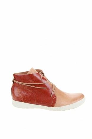 Мъжки обувки Think!, Размер 43, Цвят Бежов, Естествена кожа, Цена 65,45лв.