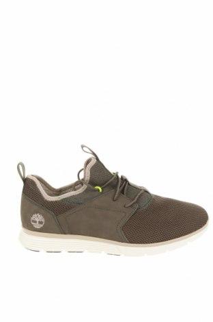 Мъжки обувки Timberland, Размер 44, Цвят Зелен, Текстил, Цена 141,75лв.