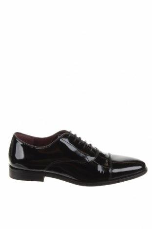 Мъжки обувки Walk London, Размер 41, Цвят Черен, Естествена кожа, Цена 171,75лв.