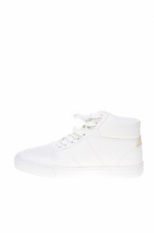 Обувки Your Turn, Размер 38, Цвят Бял, Еко кожа, Цена 40,02лв.