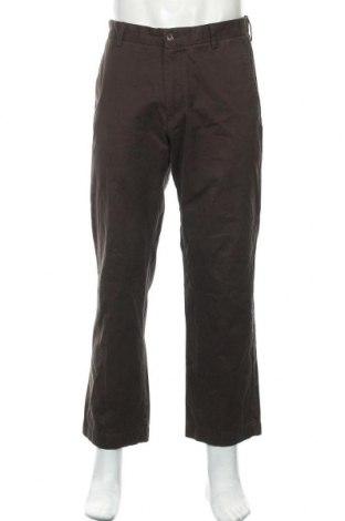 Ανδρικό παντελόνι Banana Republic, Μέγεθος L, Χρώμα Καφέ, Βαμβάκι, Τιμή 13,97€