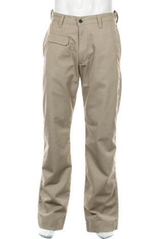 Pantaloni de bărbați Big Star, Mărime M, Culoare Bej, 65% poliester, 35% bumbac, Preț 30,67 Lei