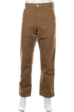 Ανδρικό παντελόνι Carhartt, Μέγεθος S, Χρώμα  Μπέζ, Βαμβάκι, Τιμή 27,77€