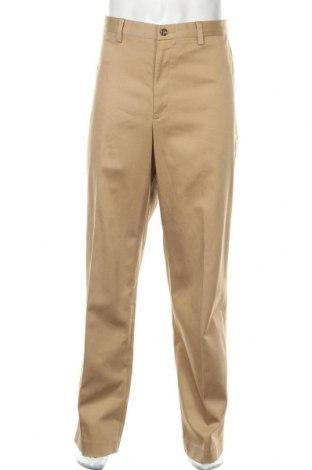 Pánské kalhoty  Eddie Bauer, Velikost L, Barva Béžová, Bavlna, Cena  414,00Kč