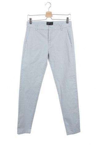 Мъжки панталон Lft, Размер S, Цвят Син, 98% памук, 2% еластан, Цена 23,92лв.