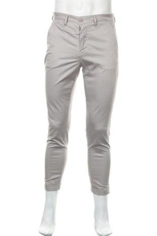 Pantaloni de bărbați Liu Jo, Mărime S, Culoare Gri, 97% bumbac, 3% elastan, Preț 64,41 Lei