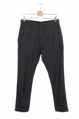 Мъжки панталон Liu Jo, Размер S, Цвят Сив, 65% полиестер, 35% вискоза, Цена 30,10лв.
