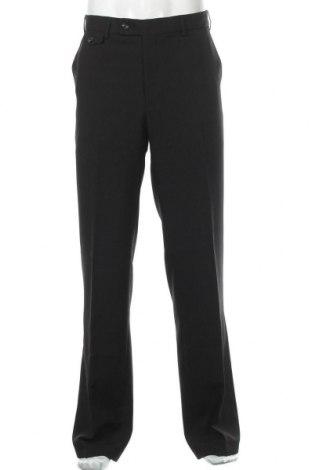 Мъжки панталон Man's World, Размер L, Цвят Черен, Полиестер, Цена 24,69лв.