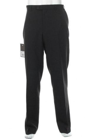 Мъжки панталон Man's World, Размер XL, Цвят Черен, Полиестер, Цена 30,36лв.