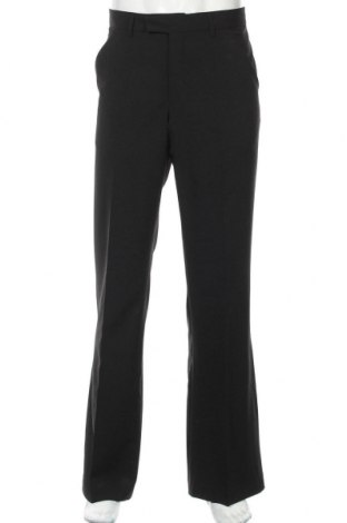 Мъжки панталон Matinique, Размер L, Цвят Черен, 53% полиестер, 43% вълна, 4% еластан, Цена 28,61лв.