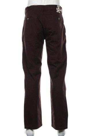 Мъжки панталон Rudolf Dassler by Puma, Размер M, Цвят Кафяв, Памук, Цена 51,97лв.