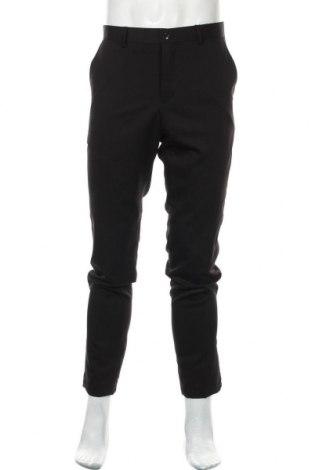 Pánské kalhoty  Selected Homme, Velikost L, Barva Černá, 78% polyester, 17% viskóza, 5% elastan, Cena  581,00Kč