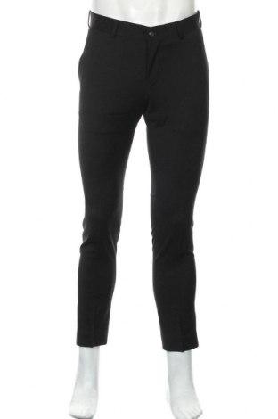 Ανδρικό παντελόνι Tiger Of Sweden, Μέγεθος M, Χρώμα Μαύρο, Μαλλί, Τιμή 32,08€