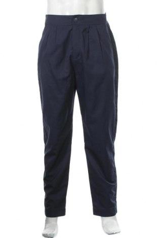 Ανδρικό παντελόνι Tommy Hilfiger, Μέγεθος M, Χρώμα Μπλέ, 65% πολυεστέρας, 35% βισκόζη, Τιμή 22,41€