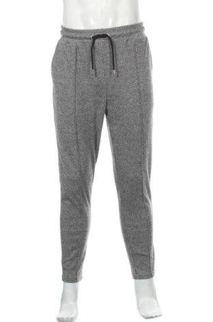 Ανδρικό παντελόνι Topman, Μέγεθος L, Χρώμα Γκρί, 51% πολυεστέρας, 37% βαμβάκι, 12% βισκόζη, Τιμή 24,74€