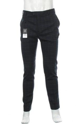 Ανδρικό παντελόνι Topman, Μέγεθος L, Χρώμα Πολύχρωμο, 64% πολυεστέρας, 34% βισκόζη, 2% ελαστάνη, Τιμή 29,39€