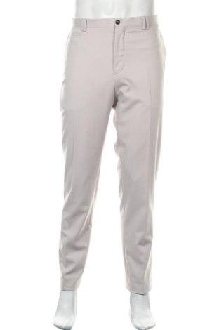 Pánské kalhoty  Viggo, Velikost L, Barva Šedá, 64% polyester, 34% viskóza, 2% elastan, Cena  318,00Kč